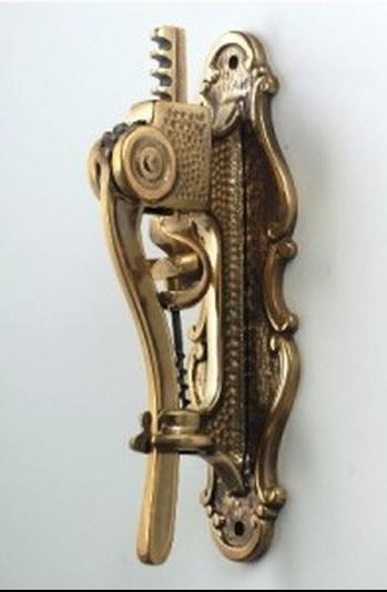 Wall Mounted Cork Antique Opener
